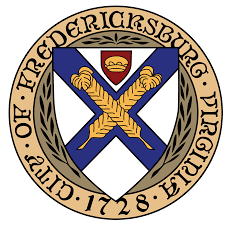 Fredericksburg VA City seal