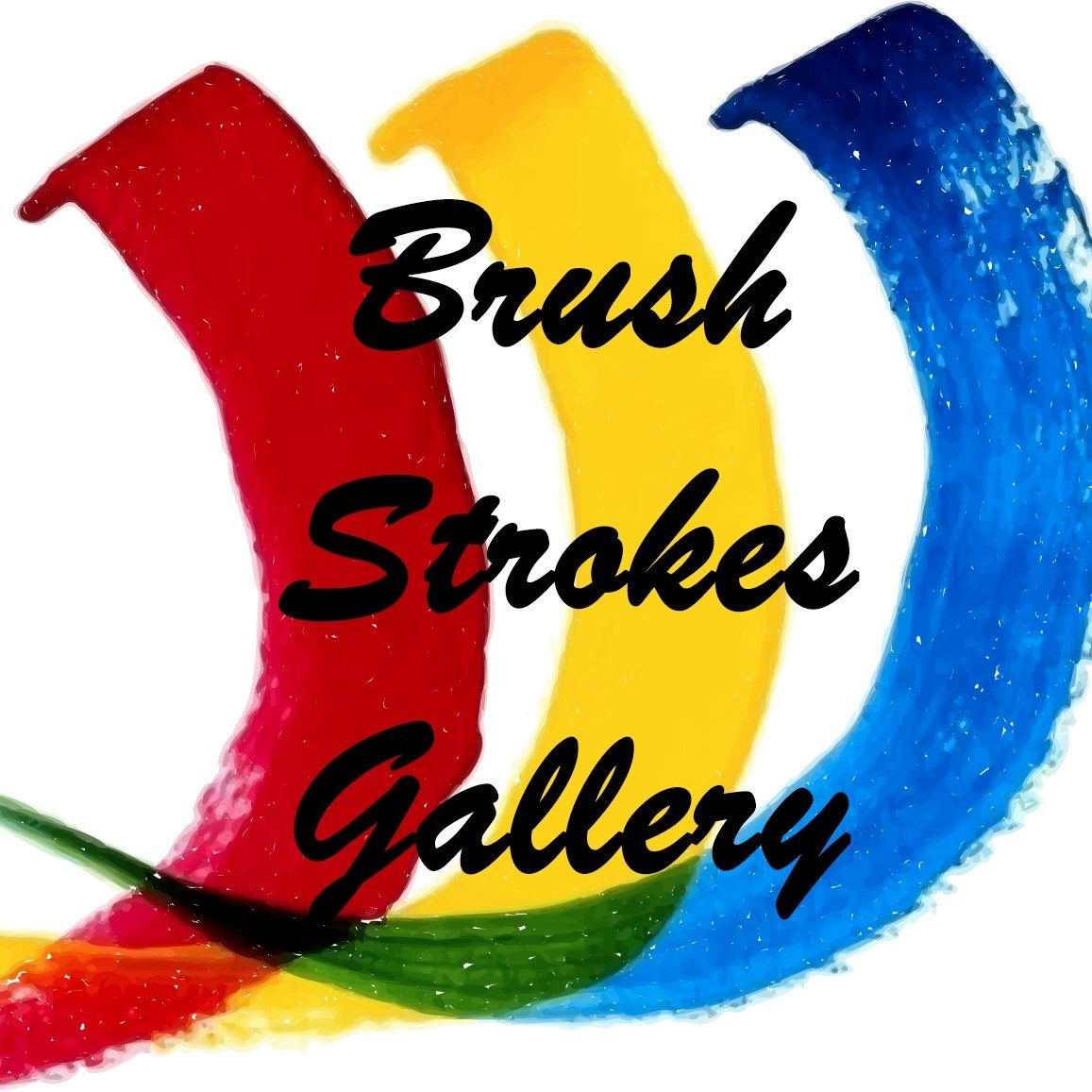 Brush Stokes Gallery logo