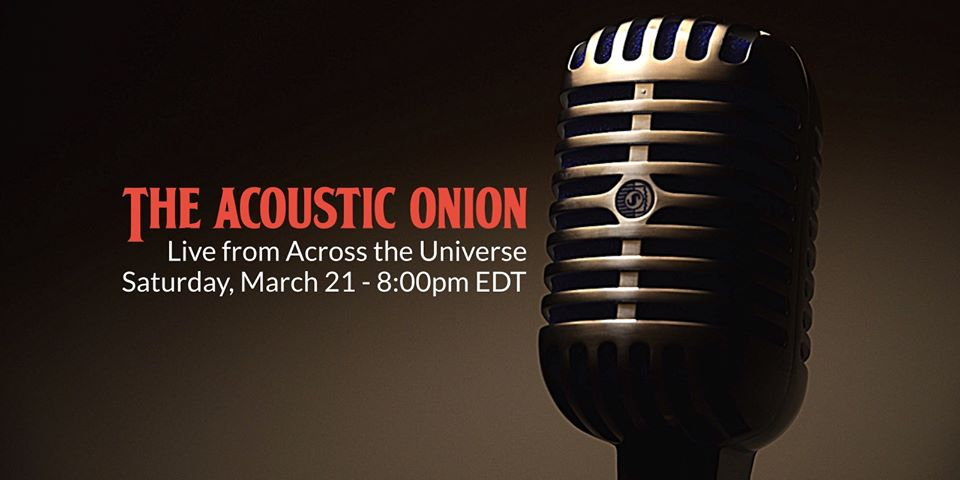 Acoustic Onion live on you tube