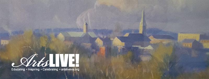 Arts Live banner