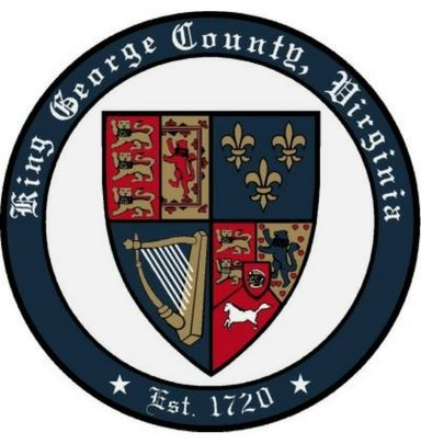 king george va seal