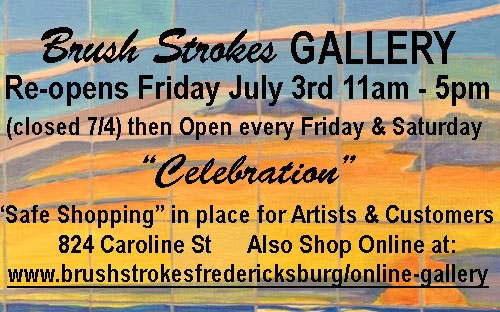 brush stroke celebration